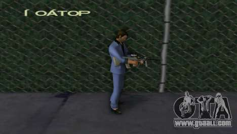 Steyr AUG for GTA Vice City third screenshot