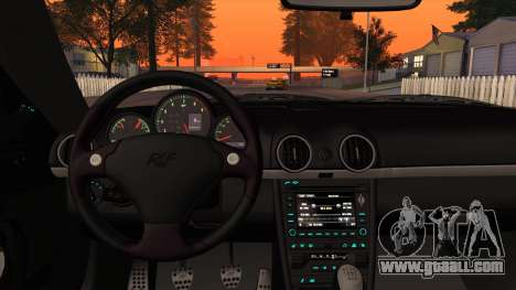 RUF RGT-8 for GTA San Andreas upper view