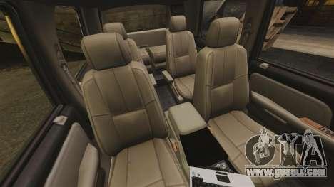 Chevrolet Tahoe Fire Chief v1.4 [ELS] for GTA 4 inner view