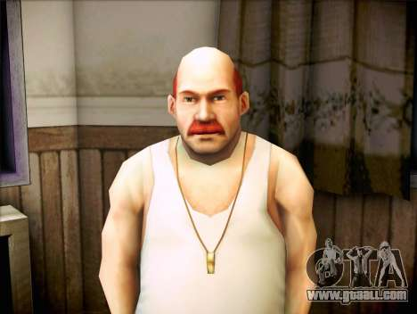 The coach of the Bully for GTA San Andreas