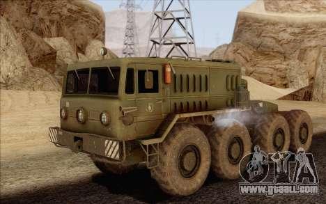 MAZ 535 for GTA San Andreas