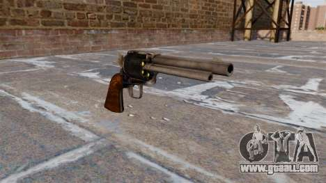 Revolver Colt Peacemaker for GTA 4