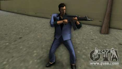 Compact Automatic Dragunov (MA) for GTA Vice City