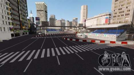 Location Of Shibuya for GTA 4 eighth screenshot