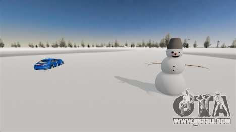Location Of Arctic Wonderland for GTA 4 second screenshot