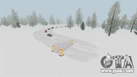 Location Of Arctic Wonderland for GTA 4 forth screenshot