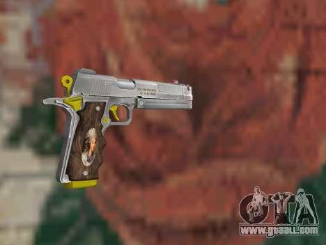 Ebony for GTA San Andreas second screenshot