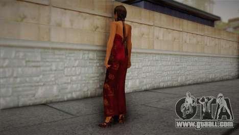 Ada Wong for GTA San Andreas second screenshot