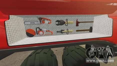 Pro Track SR2 Firetruck [ELS] for GTA 4 bottom view