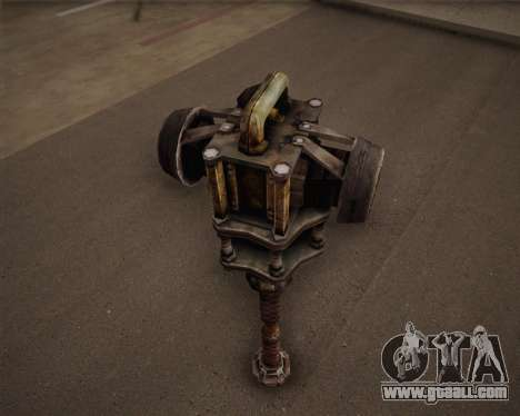 Bat mutant of Fallout 3 for GTA San Andreas third screenshot