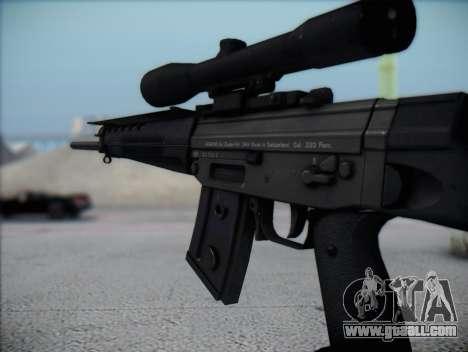 Sniper Rifle HD for GTA San Andreas forth screenshot