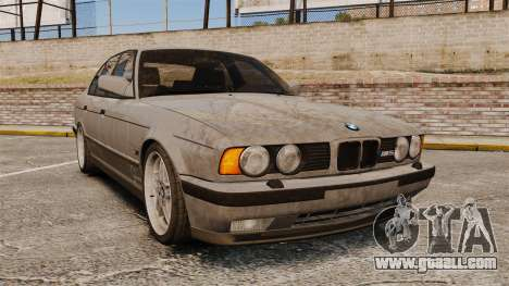 BMW M5 E34 for GTA 4