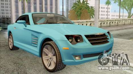 Chrysler Crossfire for GTA San Andreas
