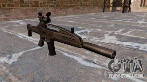 HK XM8 Assault Rifle for GTA 4