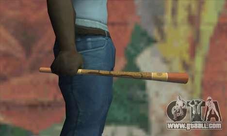 Dudochka for GTA San Andreas third screenshot