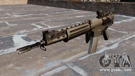 FN FNC Assault Rifle for GTA 4