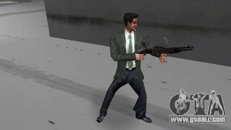 SPAS 12 for GTA Vice City second screenshot