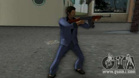 Vz-58 for GTA Vice City third screenshot