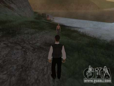 A myth about the fisherman for GTA San Andreas sixth screenshot