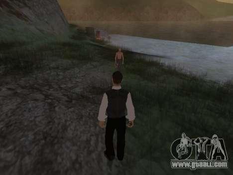 A myth about the fisherman for GTA San Andreas sixth screenshot