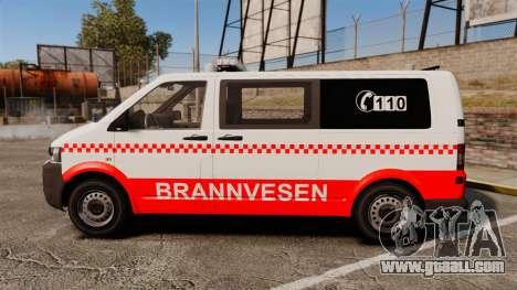 Volkswagen Transporter T5 2010 [ELS] for GTA 4 left view