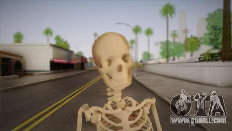 Skeleton for GTA San Andreas third screenshot