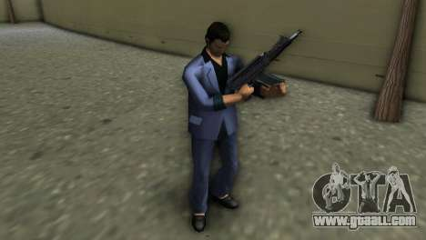 Compact Automatic Dragunov (MA) for GTA Vice City second screenshot