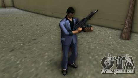 Compact Automatic Dragunov (MA) for GTA Vice City second screenshot