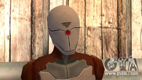 Gray Fox for GTA San Andreas third screenshot