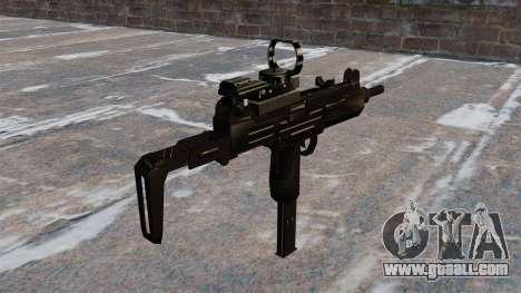 Uzi submachine gun Tactical for GTA 4 second screenshot