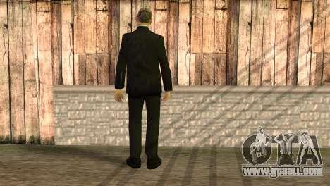 Snowwhite for GTA San Andreas second screenshot