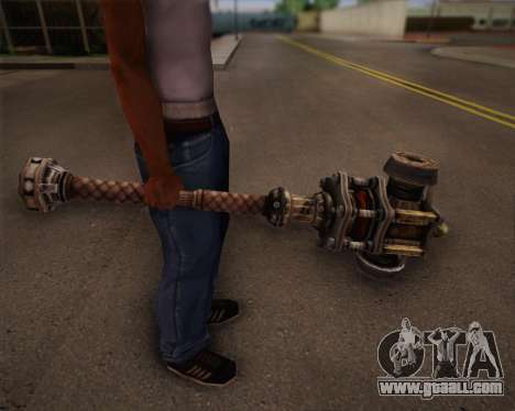 Bat mutant of Fallout 3 for GTA San Andreas forth screenshot