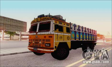 TATA 2515 for GTA San Andreas
