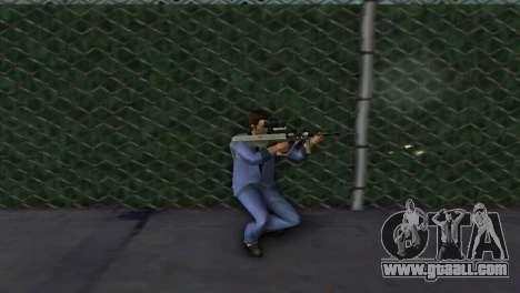 Steyr AUG for GTA Vice City fifth screenshot