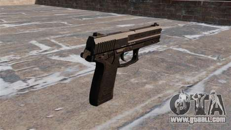 HK USP Pistol for GTA 4 second screenshot