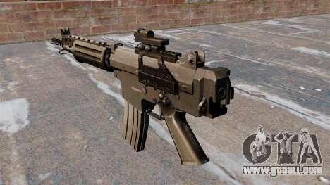 FN FNC Assault Rifle for GTA 4 second screenshot