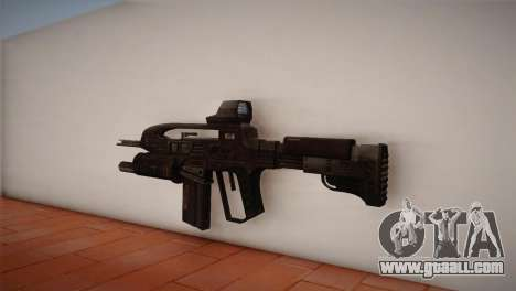 XM-586 for GTA San Andreas second screenshot