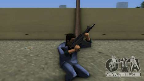 Compact Automatic Dragunov (MA) for GTA Vice City fifth screenshot