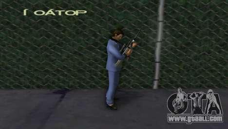 Steyr AUG for GTA Vice City second screenshot