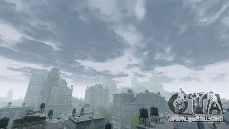 California Weather for GTA 4 second screenshot