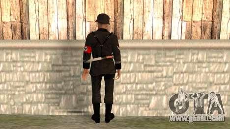 Fascist soldiers for GTA San Andreas second screenshot