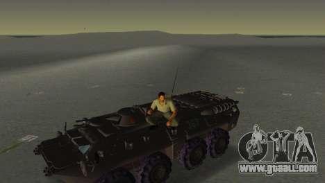 Afghan for GTA Vice City second screenshot