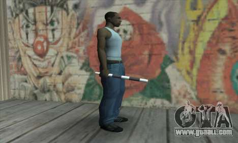Wand G.I.B.D.D. for GTA San Andreas third screenshot