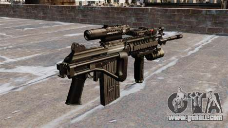 Automatic rifle Galil Tactical for GTA 4 second screenshot