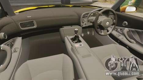 Honda S2000 (AP1) for GTA 4