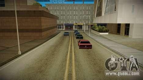 GTA HD Mod 3.0 for GTA San Andreas third screenshot