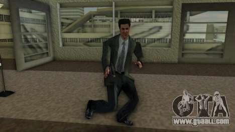 Max Payne for GTA Vice City