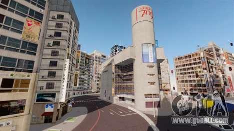 Location Of Shibuya for GTA 4 fifth screenshot