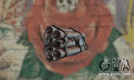 Dynamite for GTA San Andreas