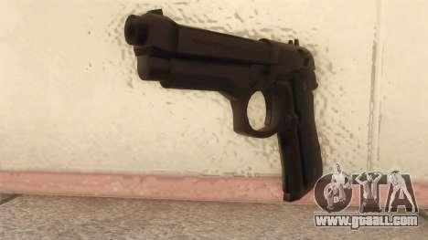 Beretta 92 FS for GTA San Andreas
